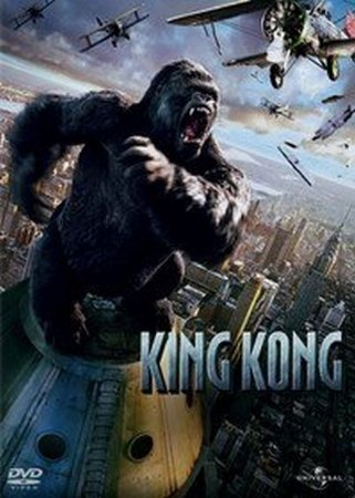 Dvd King Kong - Peter Jackson