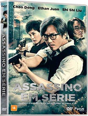 Dvd  Assassino em Série
