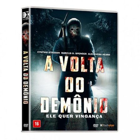 Dvd  A Volta do Demônio