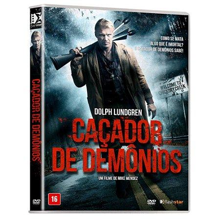 Dvd  Caçador de Demônios