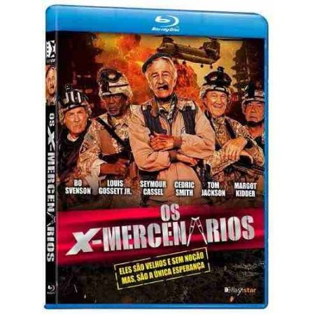 Blu-Ray - Os X-Mercenários