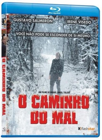 Blu-ray - O Caminho do Mal
