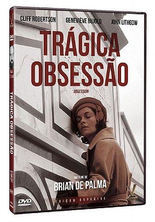 Dvd Trágica Obsessão - Brian De Palma