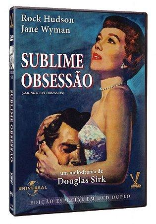 Dvd Sublime Obsessão (2 DVDs) - Douglas Sirk - Versátil