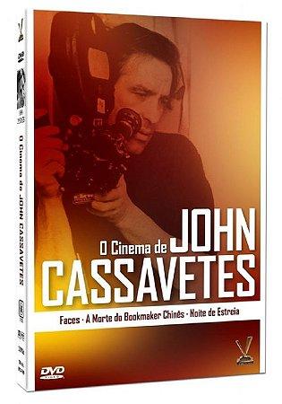 Dvd - O Cinema de John Cassavetes - 3 Discos