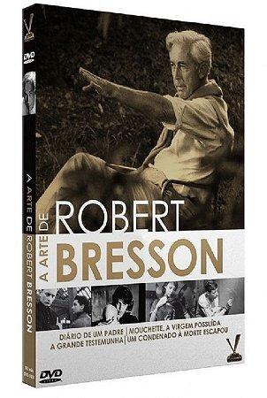 Dvd - A Arte de Robert Bresson - Edição Limitada