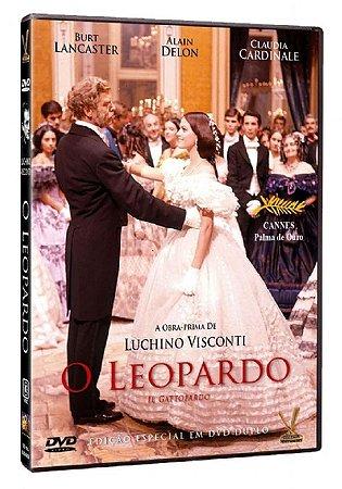 Dvd - O Leopardo - Edição Especial - 2 Discos
