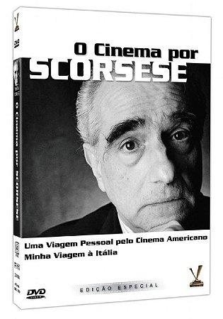 Dvd - O Cinema por Scorsese - 2 Discos