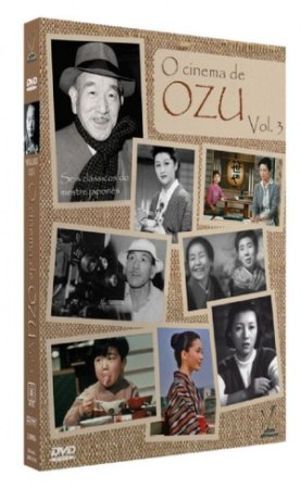 Dvd - O Cinema de Ozu Vol. 3 - 3 Discos