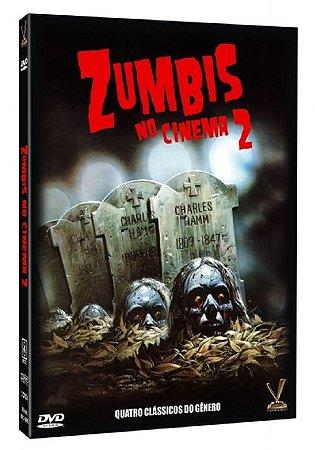 Dvd - Zumbis no Cinema Vol. 2 - 2 Discos