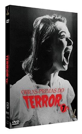 Dvd - Obras-primas do Terror Vol. 7 - Edição Limitada