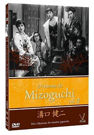 Dvd - O Cinema de Mizoguchi Vol. 2 - 3 Discos