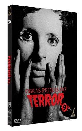 Dvd - Obras-primas do Terror Vol. 9 - Edição Limitada