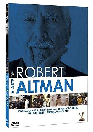 Dvd - A Arte de Robert Altman - 2 Discos