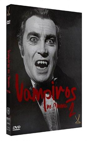 Dvd - Vampiros no Cinema Vol. 2 - Edição Limitada -2 Discos