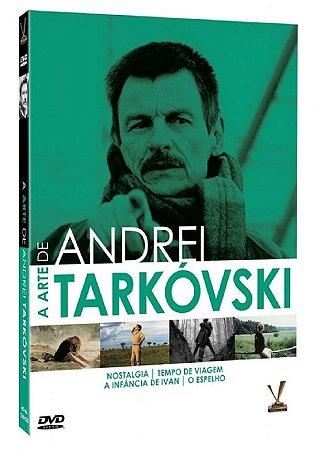 Dvd - A Arte de Andrei Tarkóvski - 2 Discos