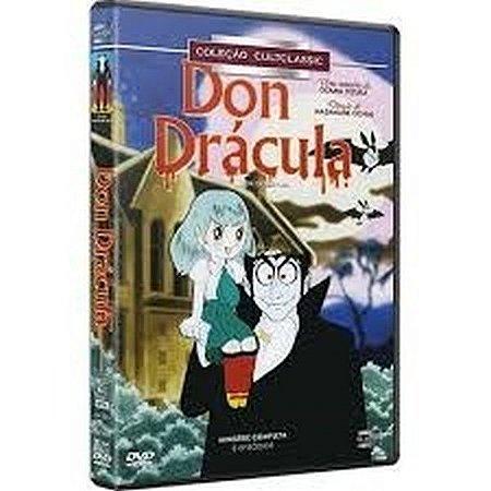 Dvd - Don Drácula - Masamune Ochiai
