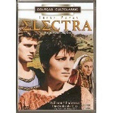 Dvd - Electra - Irene Papas