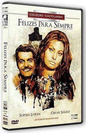 Dvd - Felizes Para Sempre - Sophia Loren