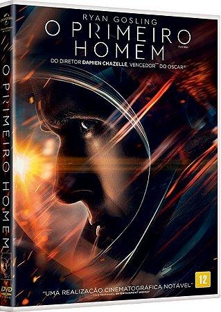Dvd - O Primeiro Homem - Ryan Gosling