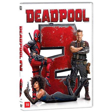 Dvd Deadpool 2 - Ryan Reynolds