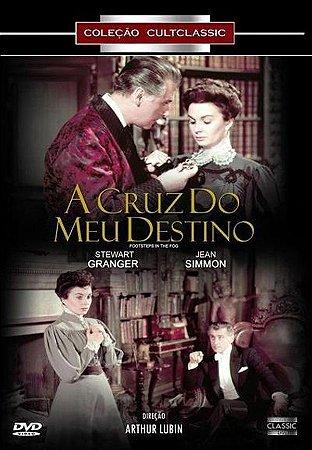 Dvd  A Cruz Do Meu Destino  Stewart Granger
