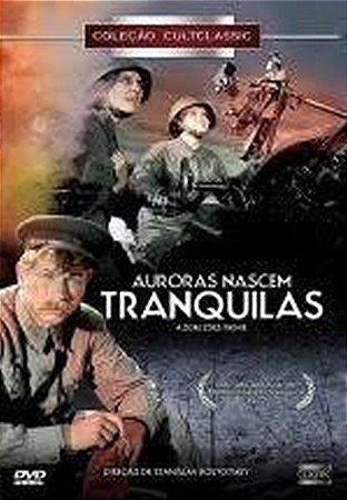 Dvd - Auroras Nascem Tranquilas - Stanislav Rostotsky