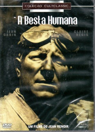 Dvd - A Besta Humana - Jean Renoir