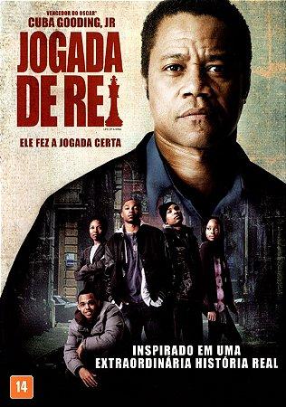DVD Jogada de Rei - Cuba Gooding Jr.