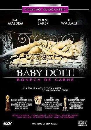 Boneca de Carne - Baby Doll - DVD