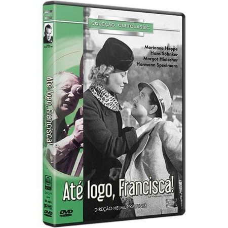 Até Logo, Francisca - DVD