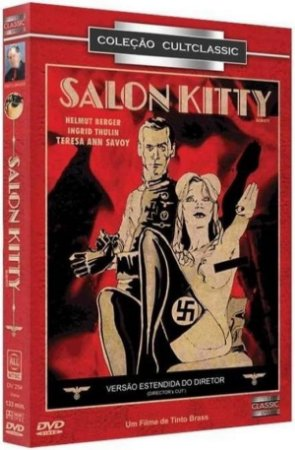 Dvd Salon Kitty - Tinto Brass