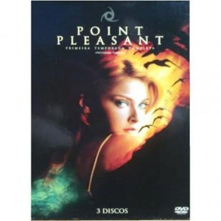 Box Dvd - Point Pleasant - 1 Temporada Completa - 3 Discos