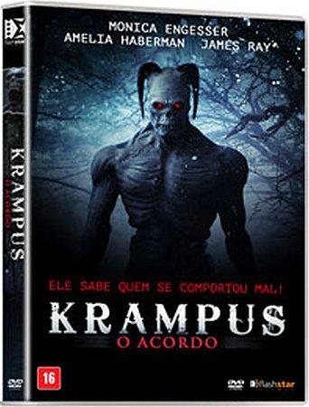 Dvd: Krampus  O Acordo