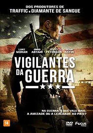 Dvd Vigilantes da Guerra