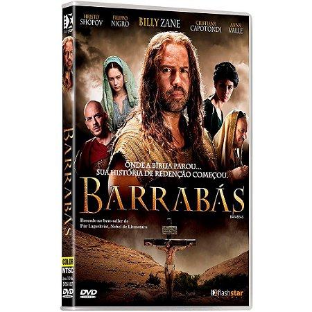 DVD  Barrabás  Billy Zane