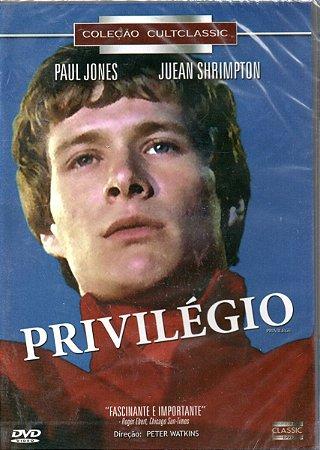 Dvd  Privilégio  Paul Jones