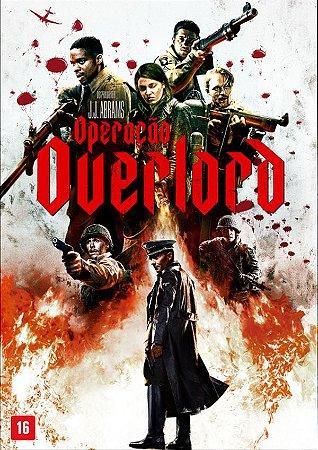 Dvd  Operação Overlord