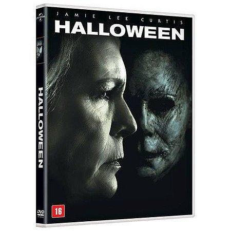 Dvd  Halloween  Jamie Lee Curtis