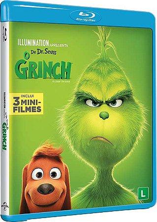 Bluray  O Grinch