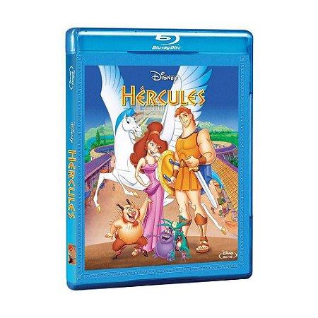 Blu ray  Hércules   Disney