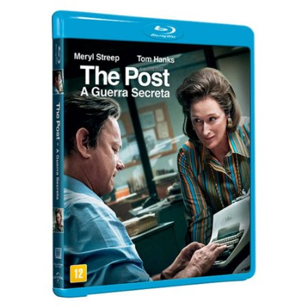 BLU RAY The Post  A Guerra Secreta