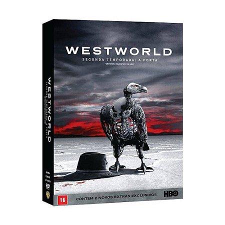 DVD Westworld - 2 Temporada - A Porta - 3 Discos