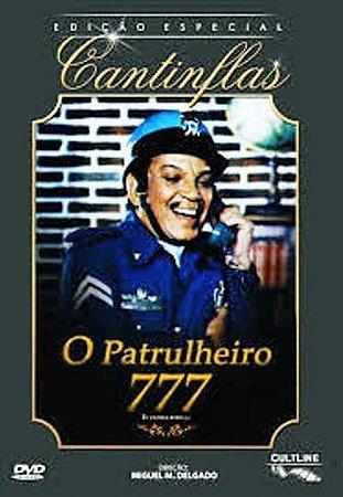 Dvd - Cantinflas: O Patrulheiro 777 - Miguel M. Delgado