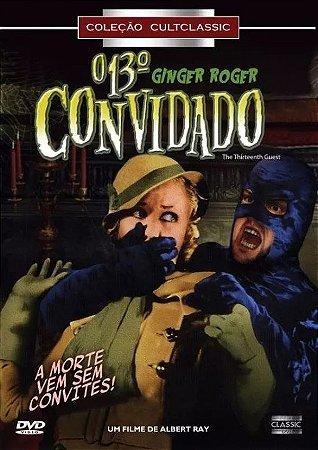 Dvd - O 13º Convidado - Ginger Rogers