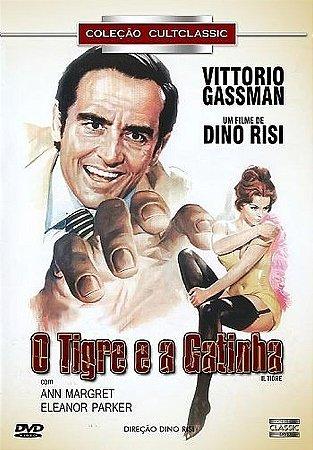 Dvd - O Tigre E A Gatinha - Vittorio Gassman