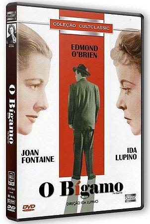 Dvd - O Bígamo - Ida Lupino