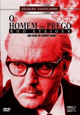 Dvd  O Homem Do Prego  Sidney Lumet