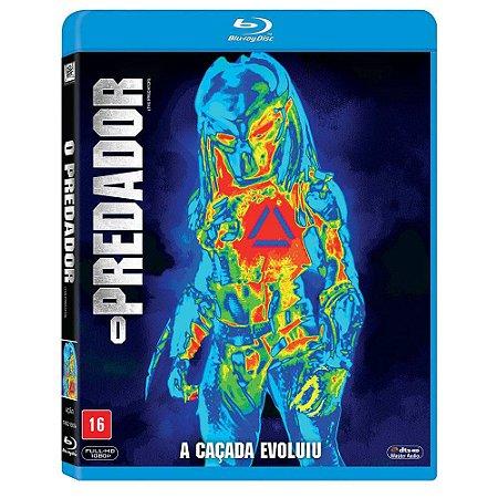 Blu-Ray - O Predador - Caçada evoluiu