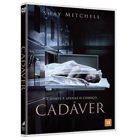 DVD Cadáver A morte é só o começo